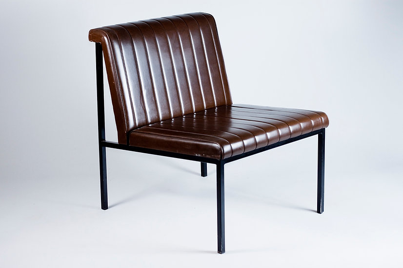 1960s Lounge Chair by Voitto Haapalainen for ASKO