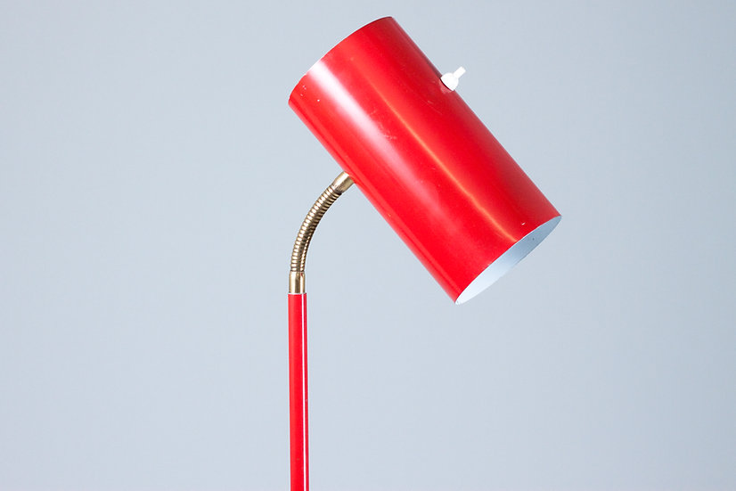 Finnish 1960s ARIS Floor Lamp