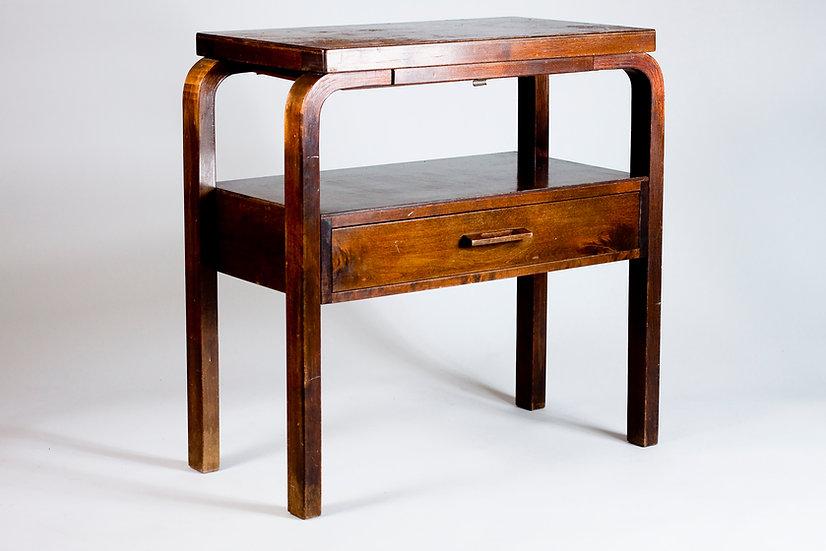 Alvar Aalto 1930/40s Radio Table 87