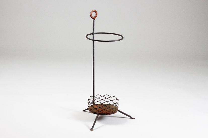 Mid-Century Decorative Umbrella Stand