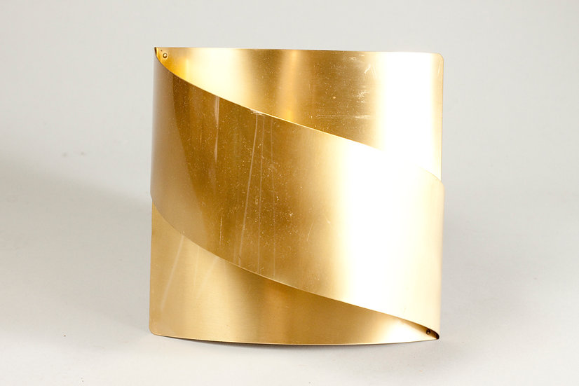 Swedish Mid-Century Wall Sconce, Band by Peter Celsing for Falkenbergs Belysning