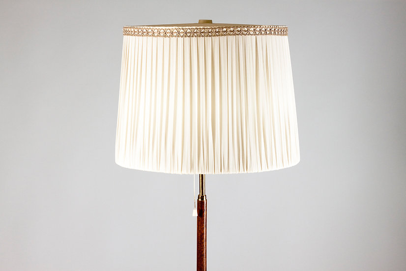 Scandinavian Mid-Century Modern Teak Floor Lamp