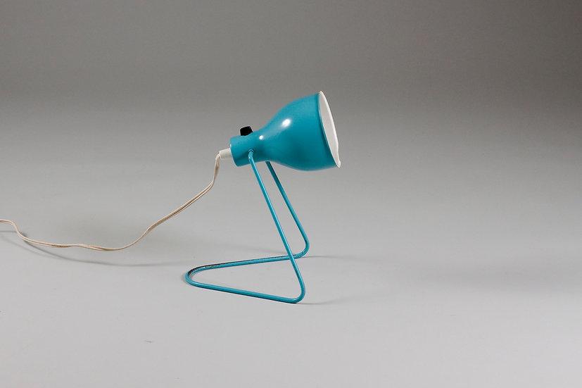 ARIS Arisuo Finnish vintage 1960s midcentury retro desk lamp lighting design
