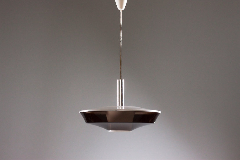 Yki Nummi Kurki pendant lighting mid-century design scandinavian finnish ORNO vintage