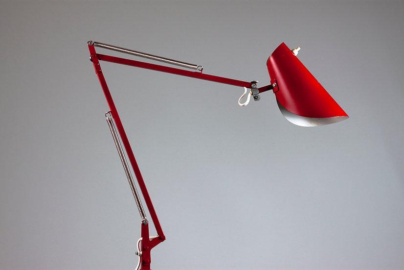 Finnish 1960s Desk Working Lamp by Aris