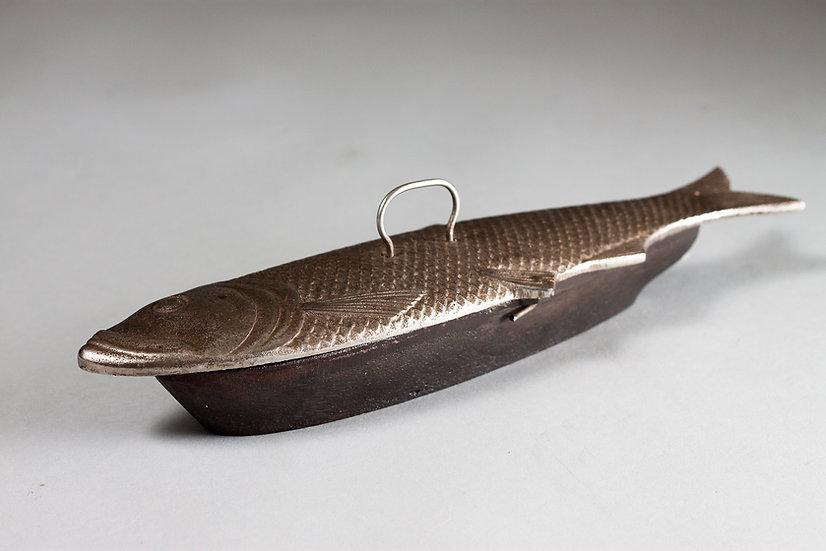 Cast Iron Fish Pan by Svenskt Tenn, Sweden