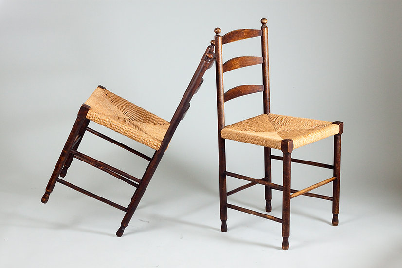 Pair of Beautiful Shaker Style Chairs