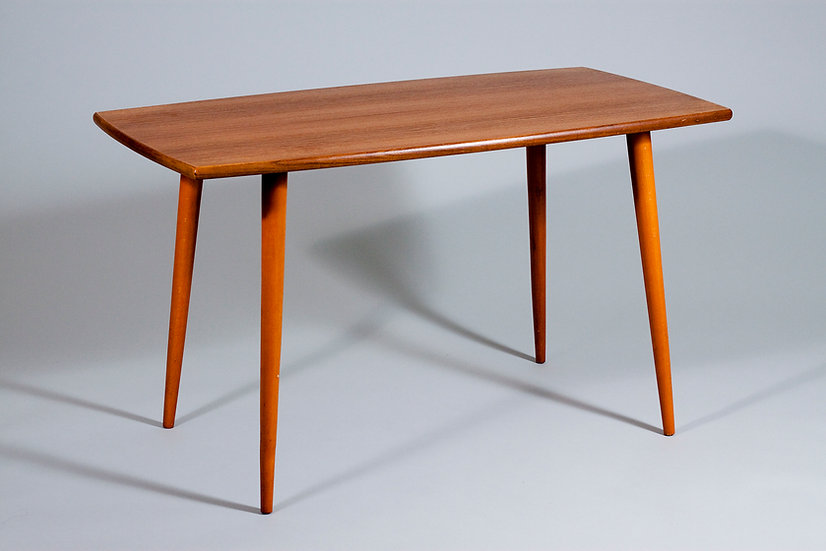 1950s Scandinavian Teak Coffee Table