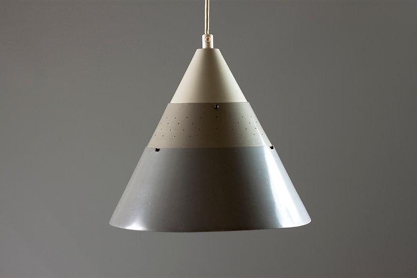 Maria Lindeman Pendant Lamp for Idman Oy 1950s