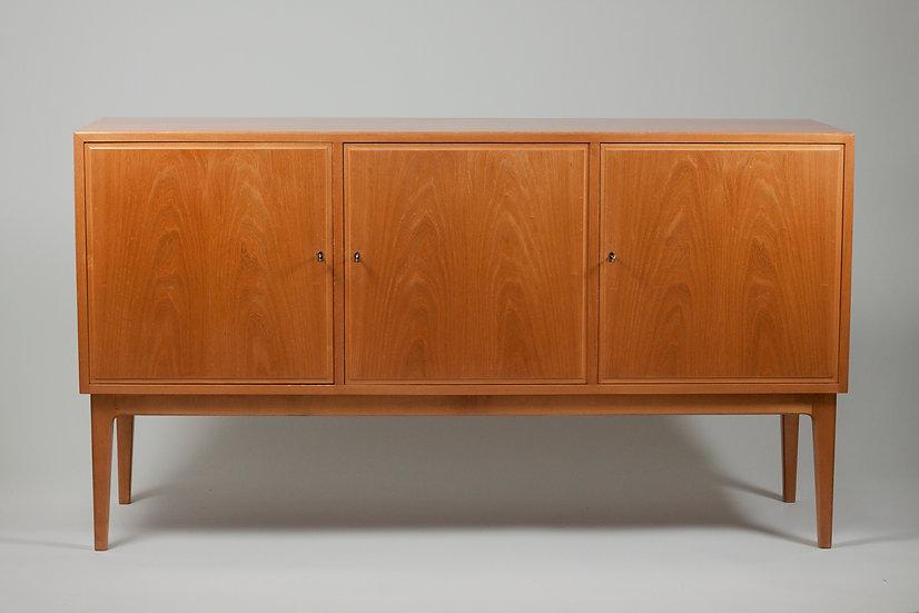 Beautiful Large Mid-century Modern Finnish 1950s Sideboard