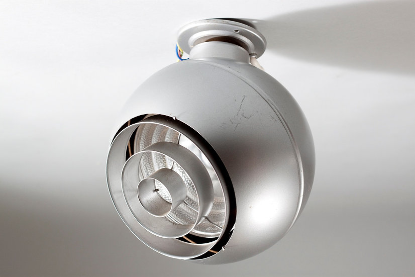 Magnetic Wall / Ceiling Spot Light by ORNO, Finland