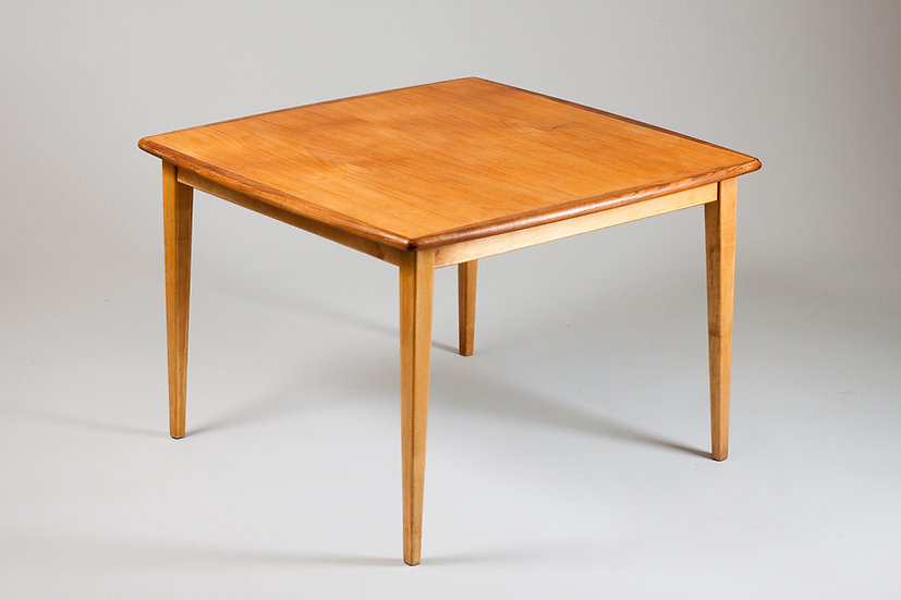 Scandinavian 1950s Teak Coffee Table