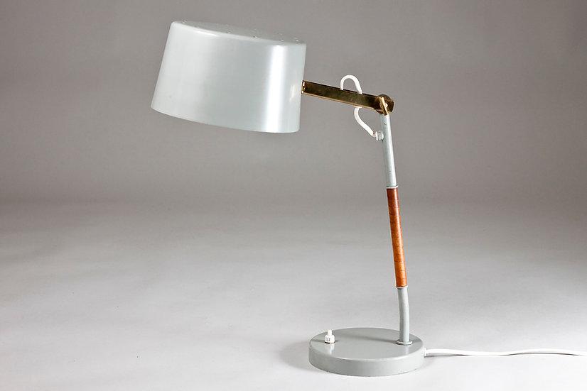 Stylish Mid-Century Modern Desk Lamp, Itsu, Finland