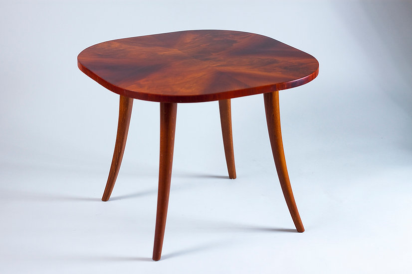 Finnish 1940s Coffee Table by Carin Bryggman for Oy Boman Ab