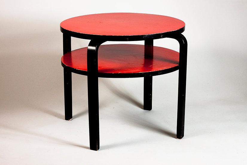 Alvar Aalto Early Pre-Artek Club Table, 1930s