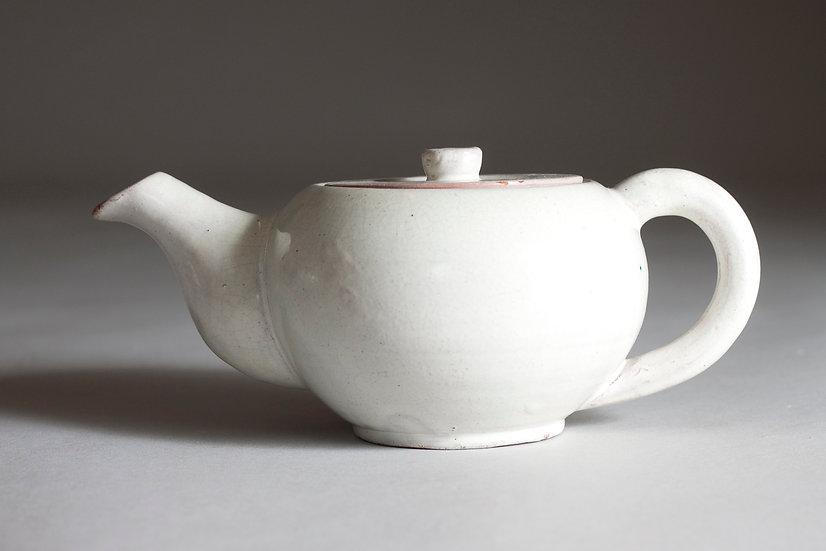 1940s Ceramic Tea Pot by Marita Lybeck for Arabia, Finland
