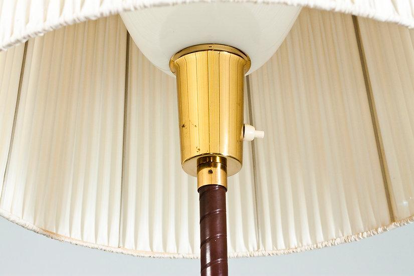 "1950s Lisa Johansson-Pape Floor Lamp ""Ihanne"" for ORNO, Finland"