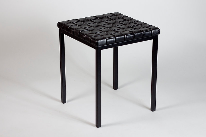 Rare 1960s Stool by Voitto Haapalainen for ASKO, Finland