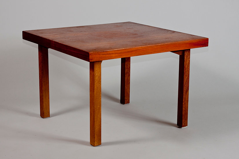 1960s Finnish Teak Coffee Table