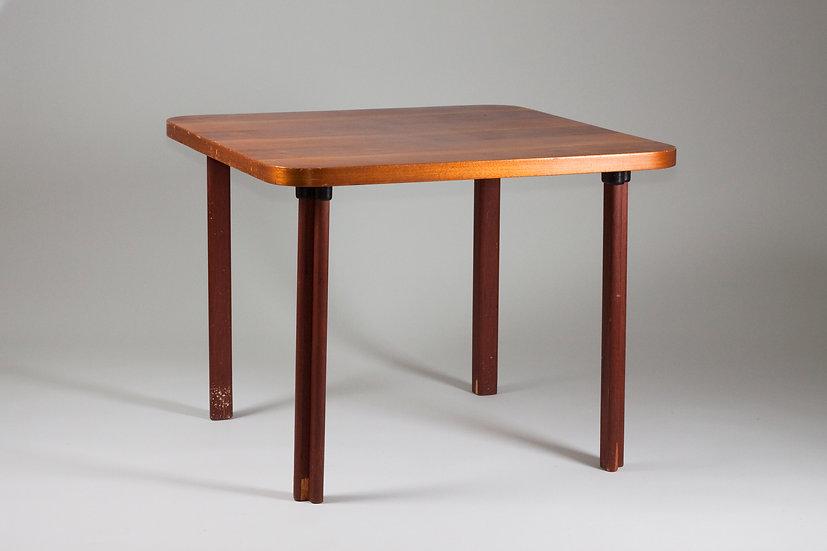 Aino Aalto dining table HL2 legs Artek design scandinavian alvar aalto nordic rare teak midcentury modern