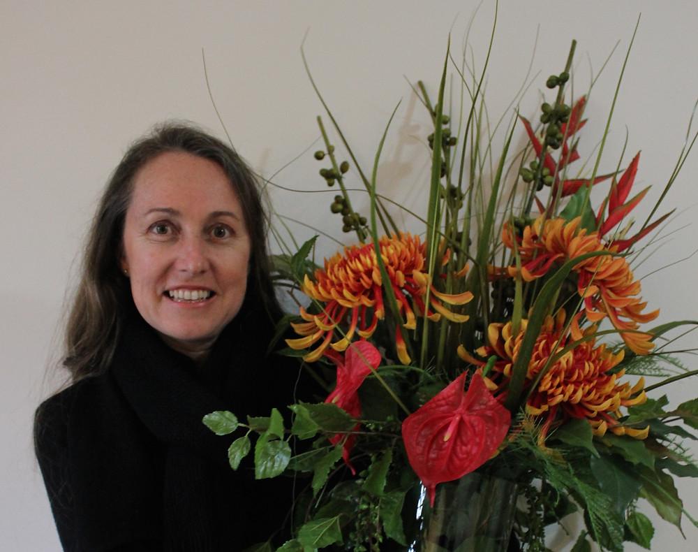 Linda Taneja - Director Soul Design - Flowers
