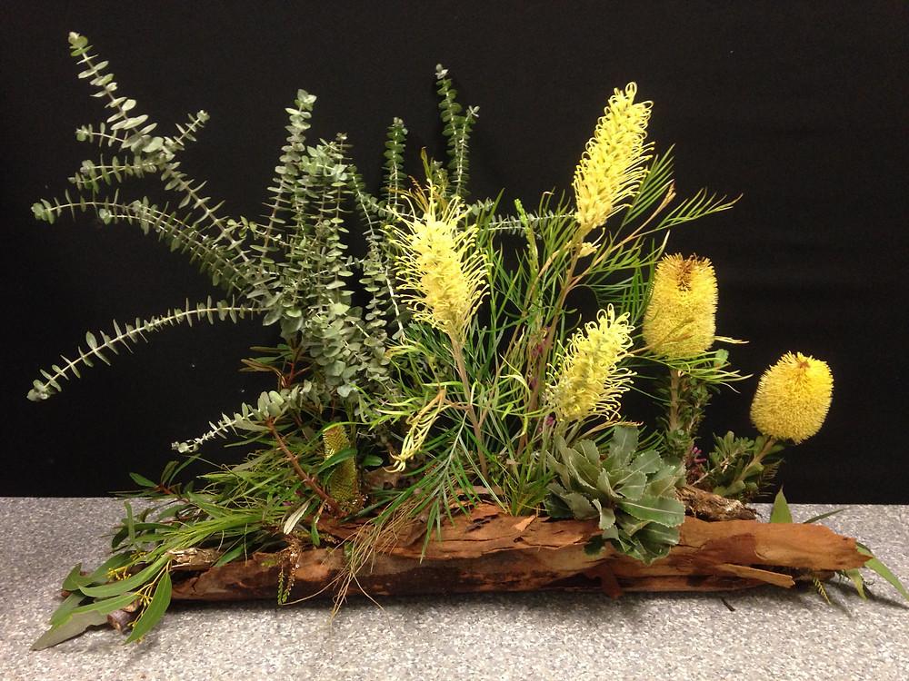 Australian Native Floral Arrangement by Soul Design