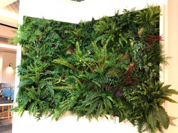 Artificial Greenwall Feature