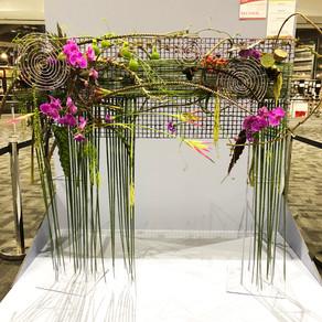 National Floral Designer 2nd Place!