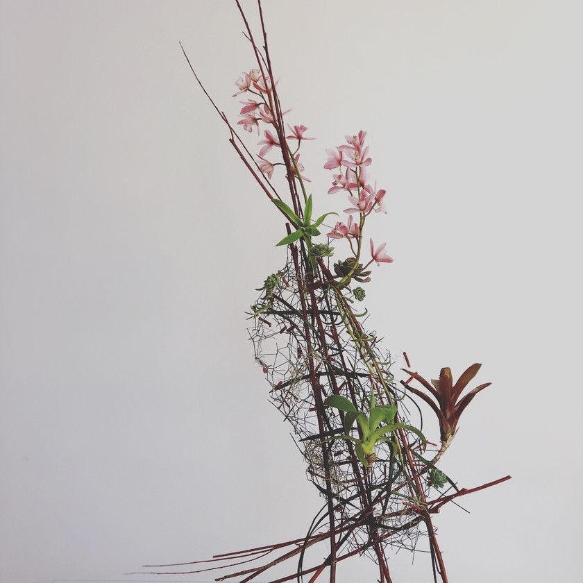 handcrafted structure floristry - Soul Design