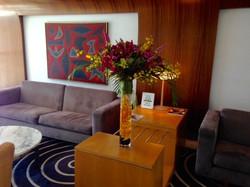 Fresh Flower Hotel Arrangement