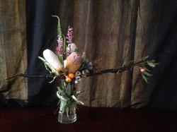 Aussie native fresh floral design