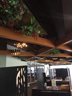 artificial ceiling landscape