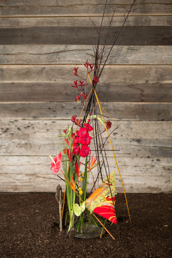 Colourful Fresh Floral Design