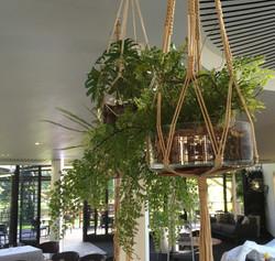 Hanging Artificial Plants