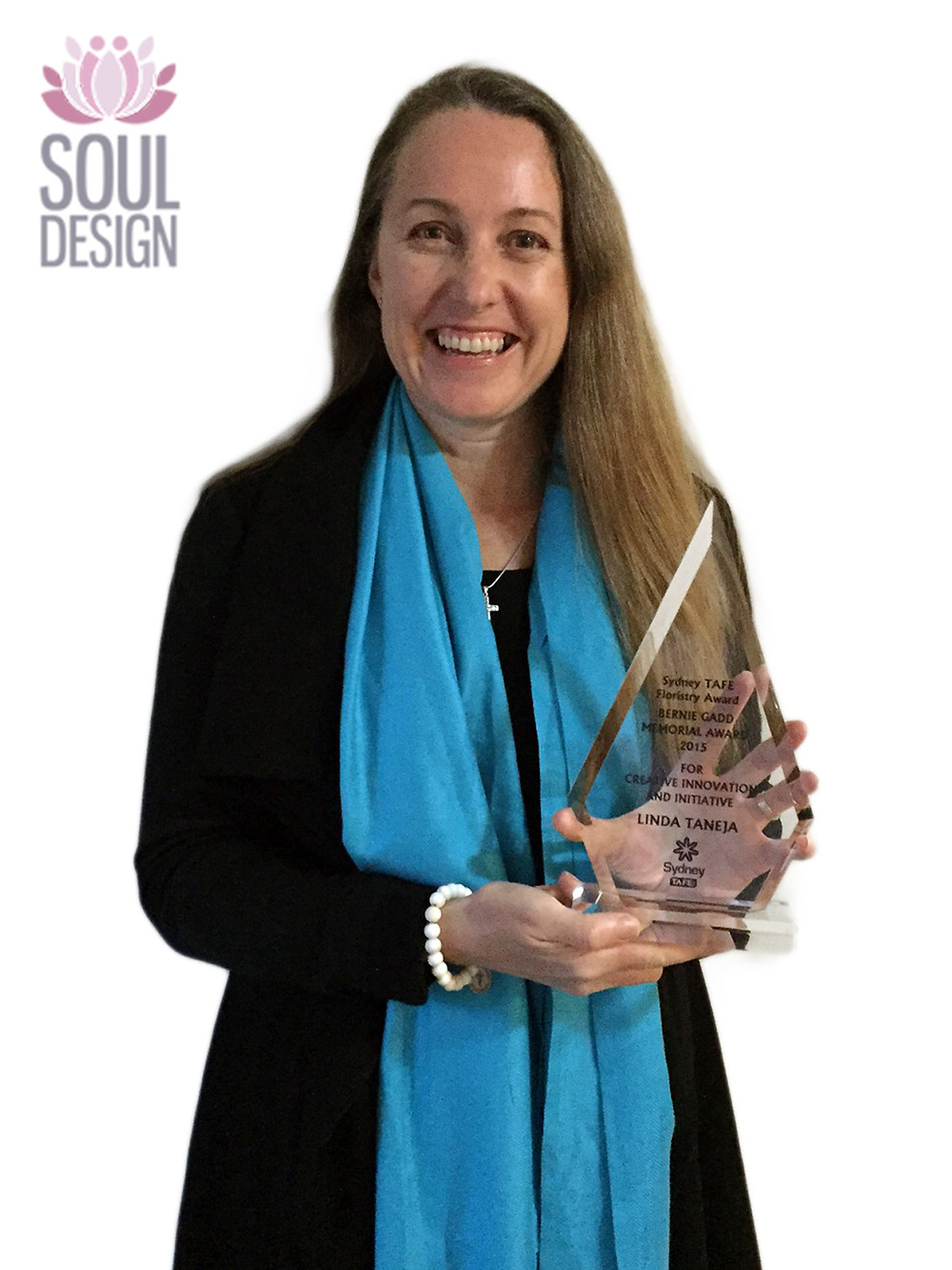 Linda received Award for Creative Innovation and Initiative