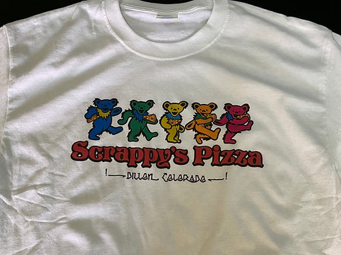 SCRAPPY'S DANCING BEARS - PIZZA SLICE EDITION