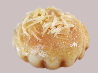 Cheese Ensaymada, $4