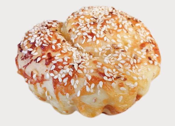Sesame Cheese Scroll