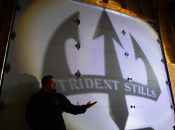 Trident Stills back drop
