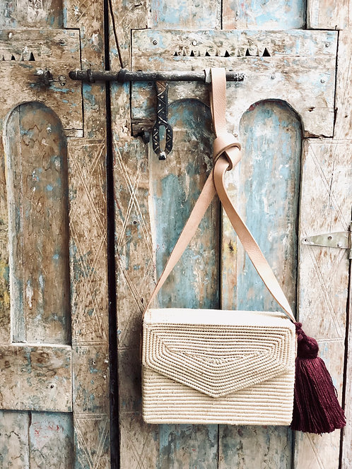 THE RAFFIA BAG FATIMA