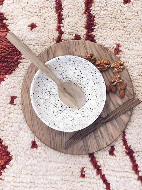 Wood Table Set