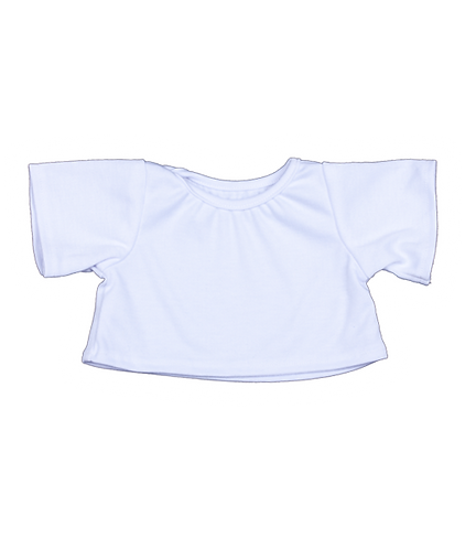 White Tee (16-inch)