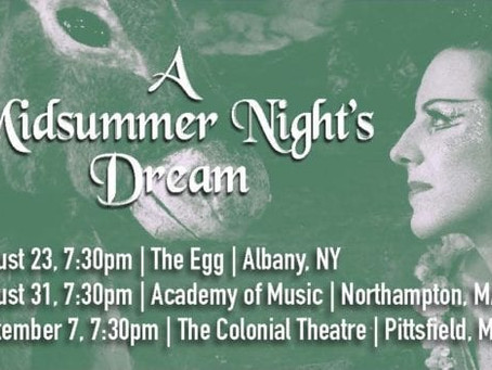 Albany Berkshire Ballet saying 'happy 50th birthday' with new 'Midsummer Night's Dream'