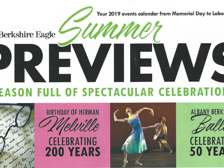 Berkshire Eagle 2019 Summer Previews