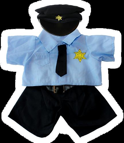 Police Uniform (16-inch)