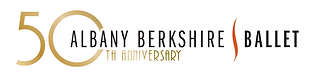 Albany Berkshire Ballet 50th Logo