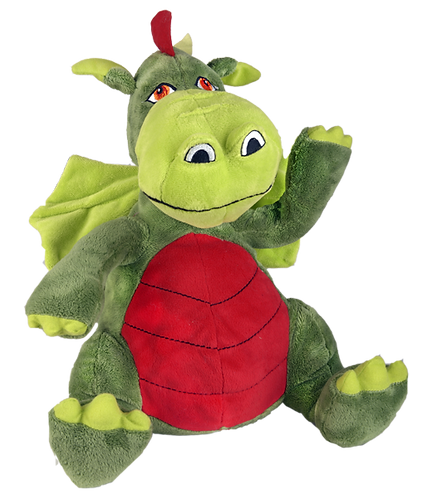 Fearless the Friendly Dragon (8-inch)