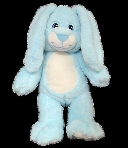Hoppity the Blue Bunny (16-inch)