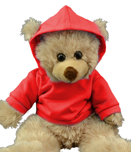 Red Hoodie (16-inch)