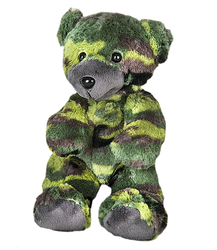 G.I. Camo Bear (8-inch)